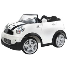 Mini Cooper 12V Battery Powered Car