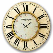 Paddington Station Round Clock