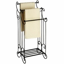 Elaborate Victorian Towel Rail