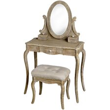 Traditional Dressing Table Set