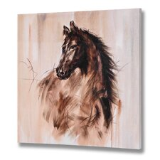 Horse Canvas Art
