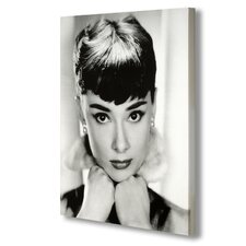 Audrey Hepburn Canvas Art