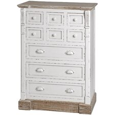 New England 9 Drawer Chest