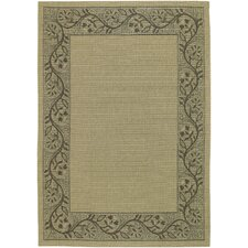 Five Seasons Tuscana Cream/Brown Rug