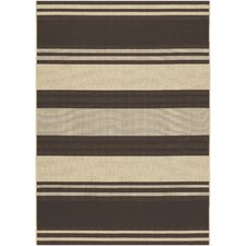 Five Seasons South Padre Chocolate Rug