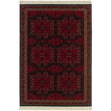 <strong>Couristan</strong> Kashimar Oushak Brick Red Rug