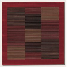 Everest Hamptons Red Rug