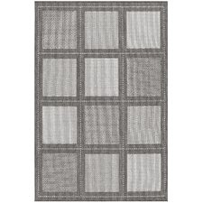 Recife Summit Grey/White Indoor/Outdoor Rug