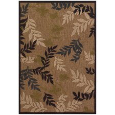Urbane Fairview Tan/Charcoal Rug
