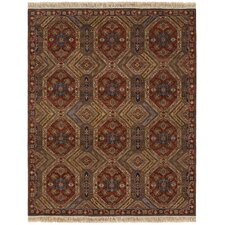 <strong>Couristan</strong> Jangali Mocha-Rust Antique Meshad Rug