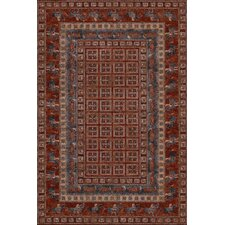 <strong>Couristan</strong> Old World Classics Antique Red Pazyrk Rug