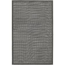 Five Seasons Grey Baja Coast Indoor/Outdoor Area Rug