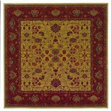Everest Tabriz/Harvest Gold Rug