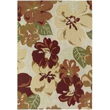 Dolce Rose Bud Novella Indoor/Outdoor Rug