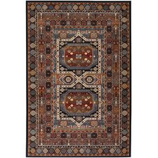 <strong>Couristan</strong> Timeless Treasures Ebony Maharaja Rug