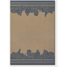 Five Seasons Shoreline Novelty Rug