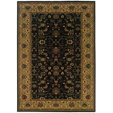 <strong>Couristan</strong> Everest Tabriz/Midnight Rug