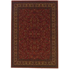 Everest Isfahan/Crimson Rug