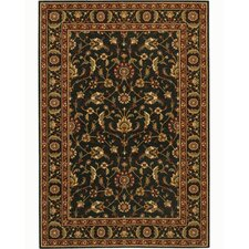 <strong>Couristan</strong> Royal Luxury Brentwood Ebony Rug