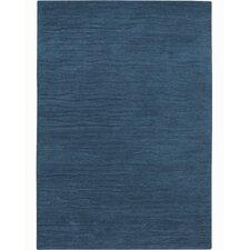 Vinyasa Halcyon Blue Jay Solid Rug