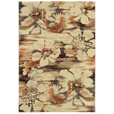 Easton Mosaic Florals Rug