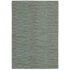Larvotto Blue Indoor/Outdoor Rug