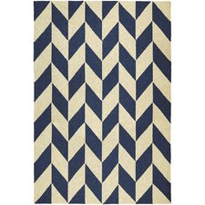 Covington Herringbone Indoor/Outdoor Rug