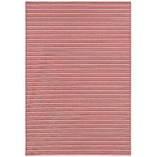 Berkshire Potomac Red Indoor/Outdoor Area Rug