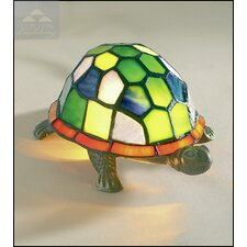 Tiffany Turtle Table Lamp