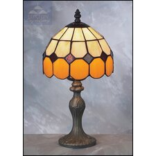 Bistro Tiffany Table Lamp