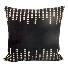 Jewel Velvet Square Pillow