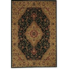 Accents Antiquity Ebony Rug