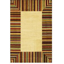 <strong>Shaw Rugs</strong> Modern Elements Ashbury Ivory Multi Rug