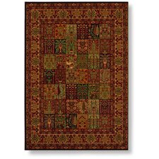 Reverie Rochester Red Multi Rug