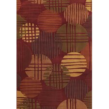 Reverie Sundown Brick Rug