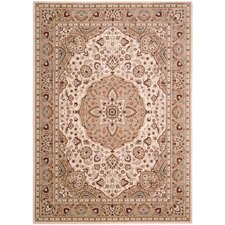 Arabesque Easton Ivory Cream Rug