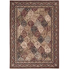 <strong>Shaw Rugs</strong> Arabesque Stratford Multi-Colored Rug
