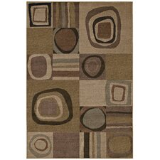 Accents Galaxy Light Beige Multi Rug