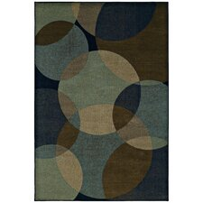 Accents Radius Multi-Colored Rug