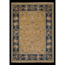 Antiquities Vienna Gold/Blue Rug