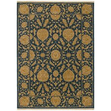 <strong>Shaw Rugs</strong> Antiquities Wilmington Ebony Rug