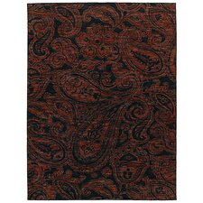 Mirabella Verona Dark Red Multi Rug