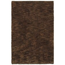 Mirabella Shag Brown Rug