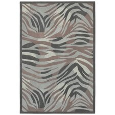 <strong>Shaw Rugs</strong> Loft Grey Midnight Savanna Rug