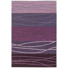 <strong>Shaw Rugs</strong> Loft Purple Cadential Rug