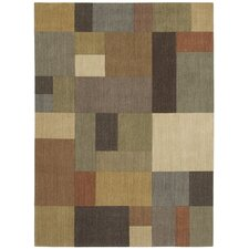 <strong>Shaw Rugs</strong> Pacifica Light Multi Bijoux Rug