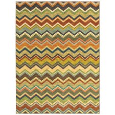 <strong>Shaw Rugs</strong> Melrose Multi Baywood Rug