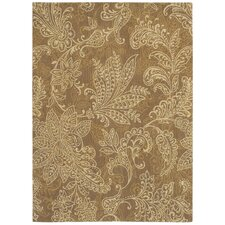 Pacifica Antique Gold Santa Barbara Rug