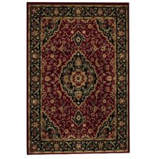 Accents Antiquity Garnet Rug