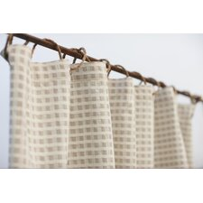 Birch Cotton / Linen Shower Curtain